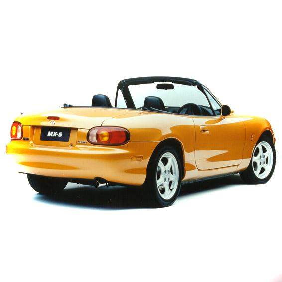 Mazda MX 5 Car Mats (All Models)