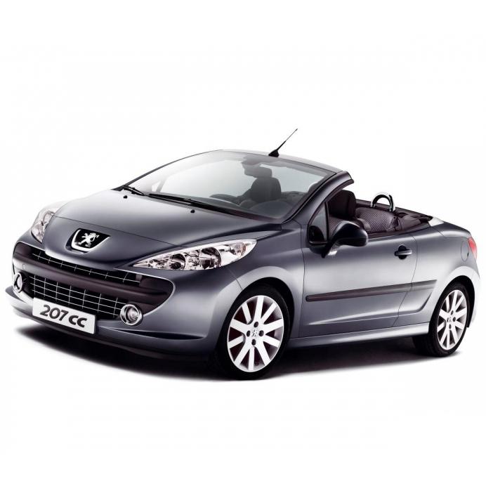 Peugeot 207 CC 2007 - 2014