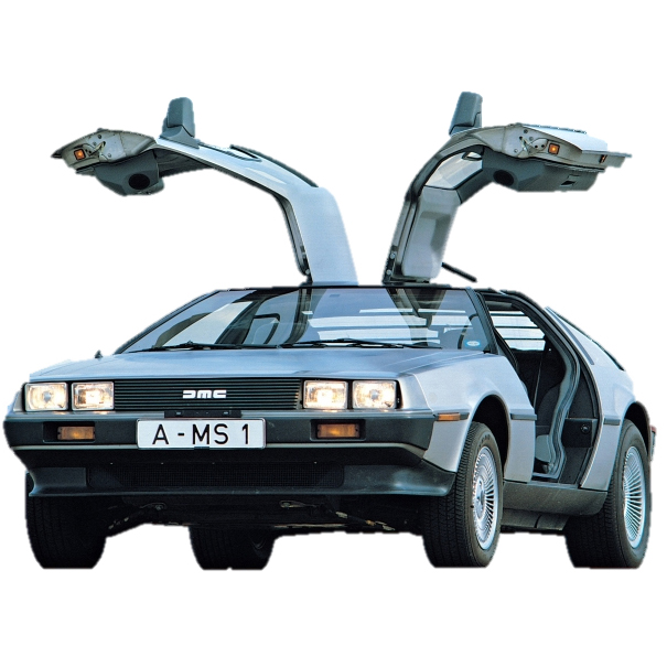 DMC Delorean 1981-1982