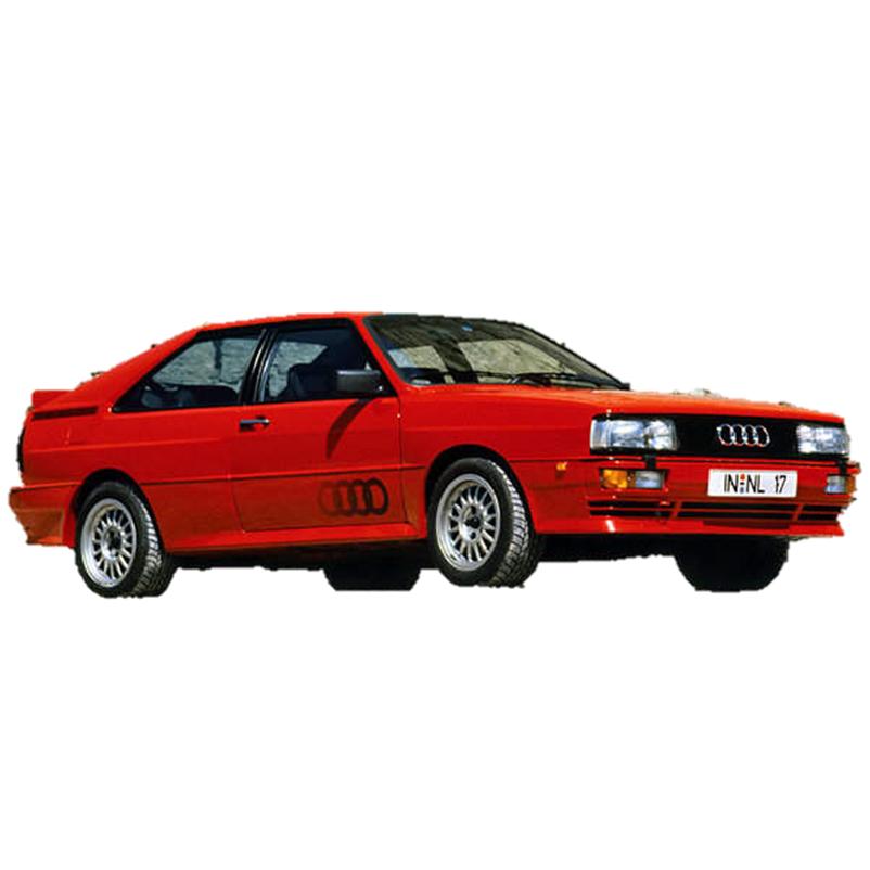 Audi Quattro Car Mats 1980 - 1991