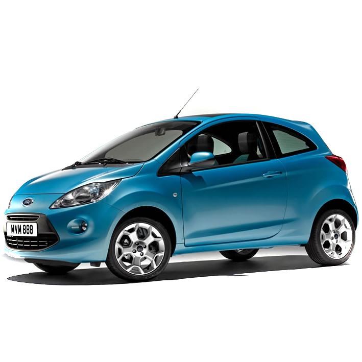 Ford KA 2009-2012