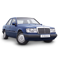 Mercedes W124 Boot Liners