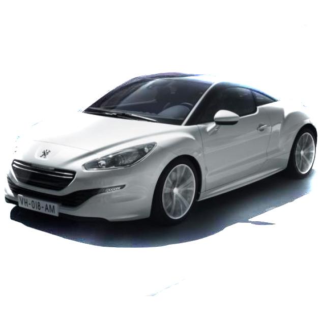 Peugeot RCZ 2009 - 2015