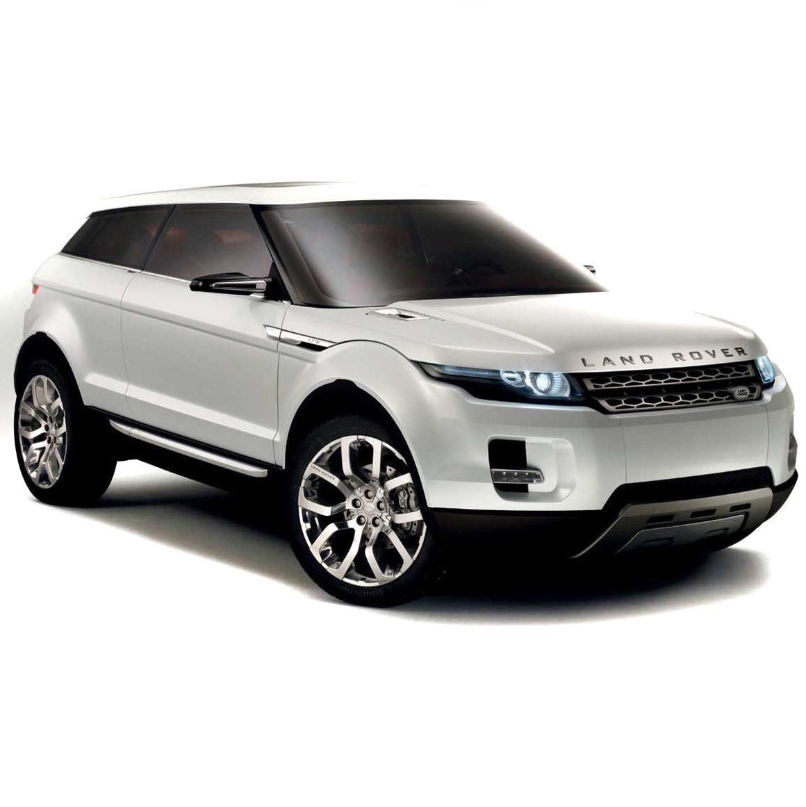 Land Rover Range Rover Evoque (All Models)