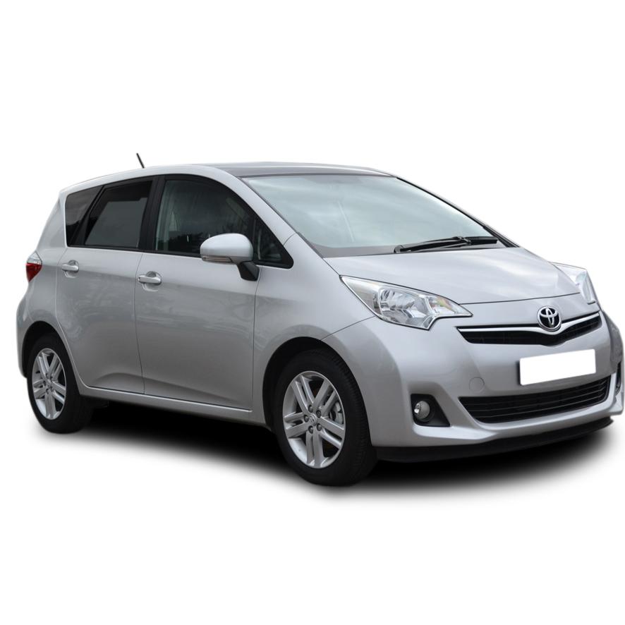 Toyota Verso Car Mats (All Models)