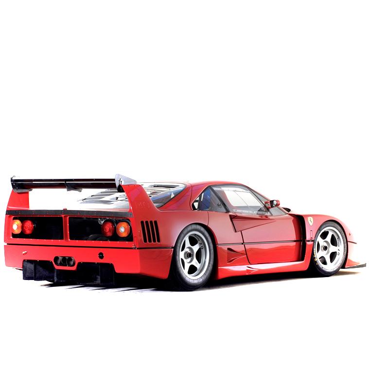 Ferrari F40 1987 - 1992