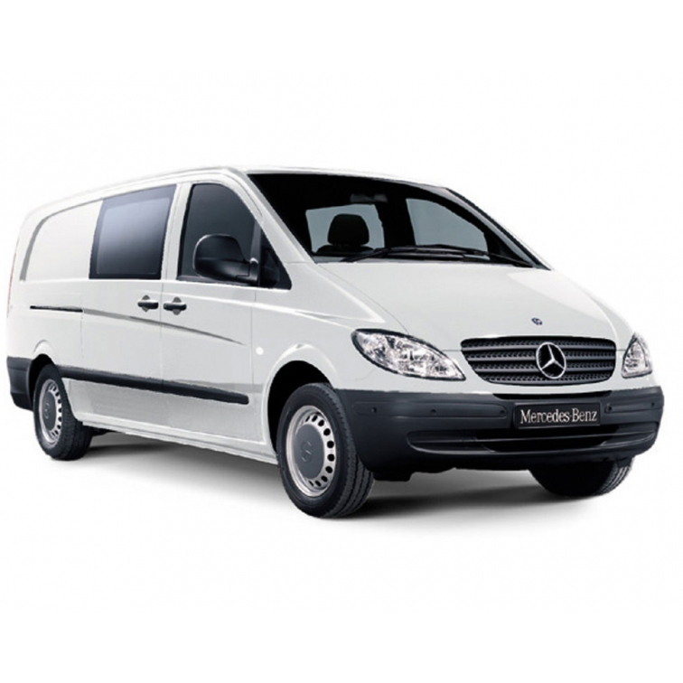 Mercedes Vito Car Mats (All Models)