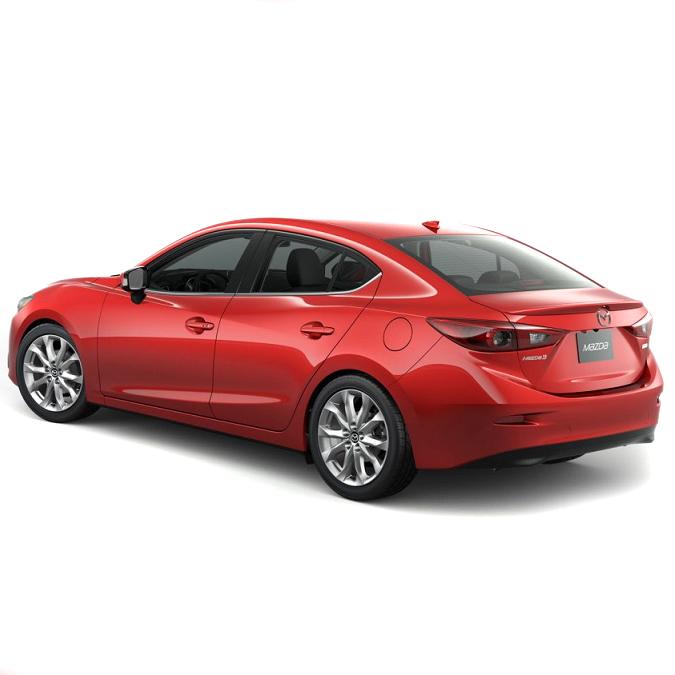 Mazda 3 Car Mats (All Models)