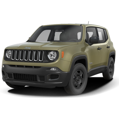 Jeep Renegade 2015 Onwards