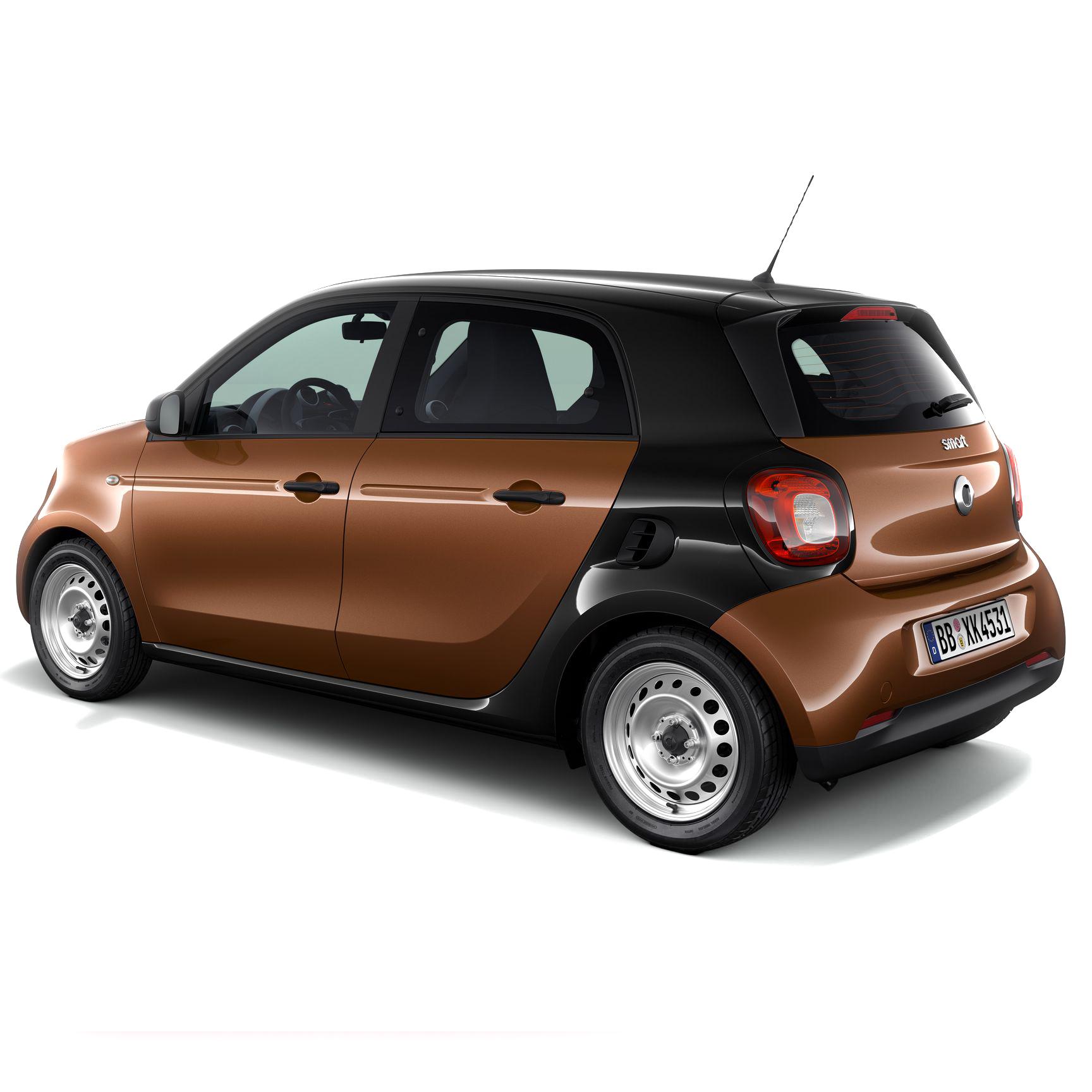 Smart Car Forfour Car Mats (All Models)