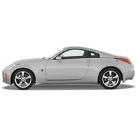 Nissan 350 Z Coupe 2003 - 2008