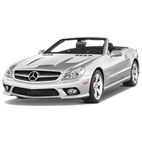 Mercedes SL Car Mats (All Models)
