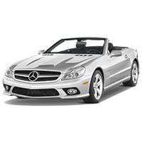 Mercedes SL Car Mats (All Models)