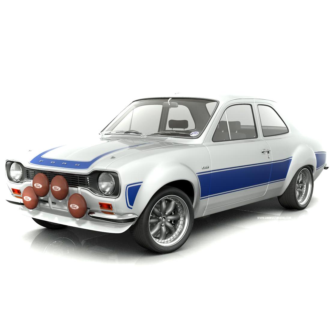 Ford Escort Mk1 1968-1975
