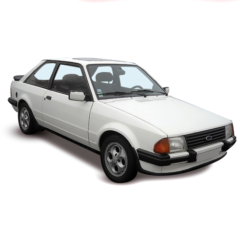 Ford Escort Mk3 1980-1986