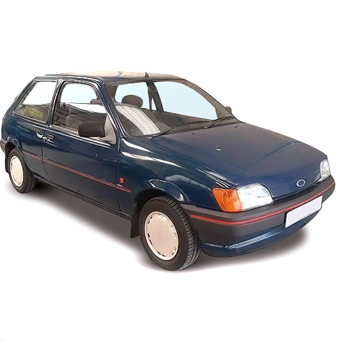 Ford Fiesta Mk3 & Fiesta RS Turbo 1990-1993