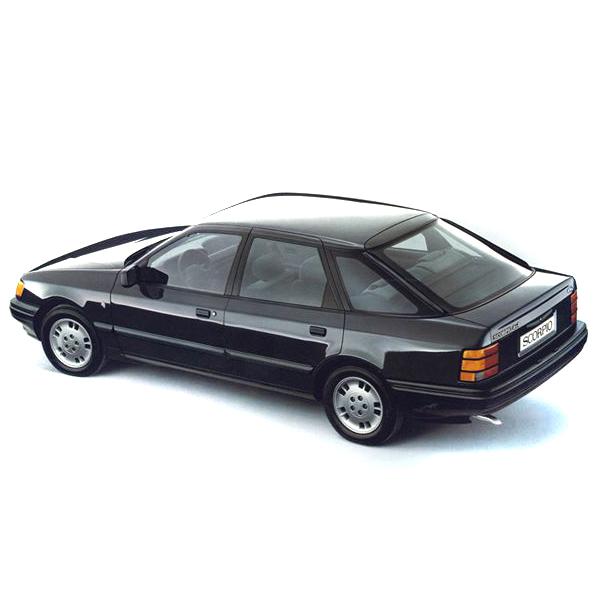 Ford Granada Car Mats (All Models)
