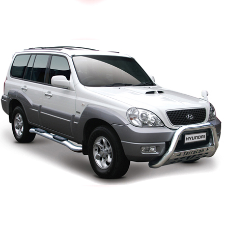 Hyundai Terracan 2003-2007