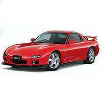 Mazda RX7 Car Mats (All Models)