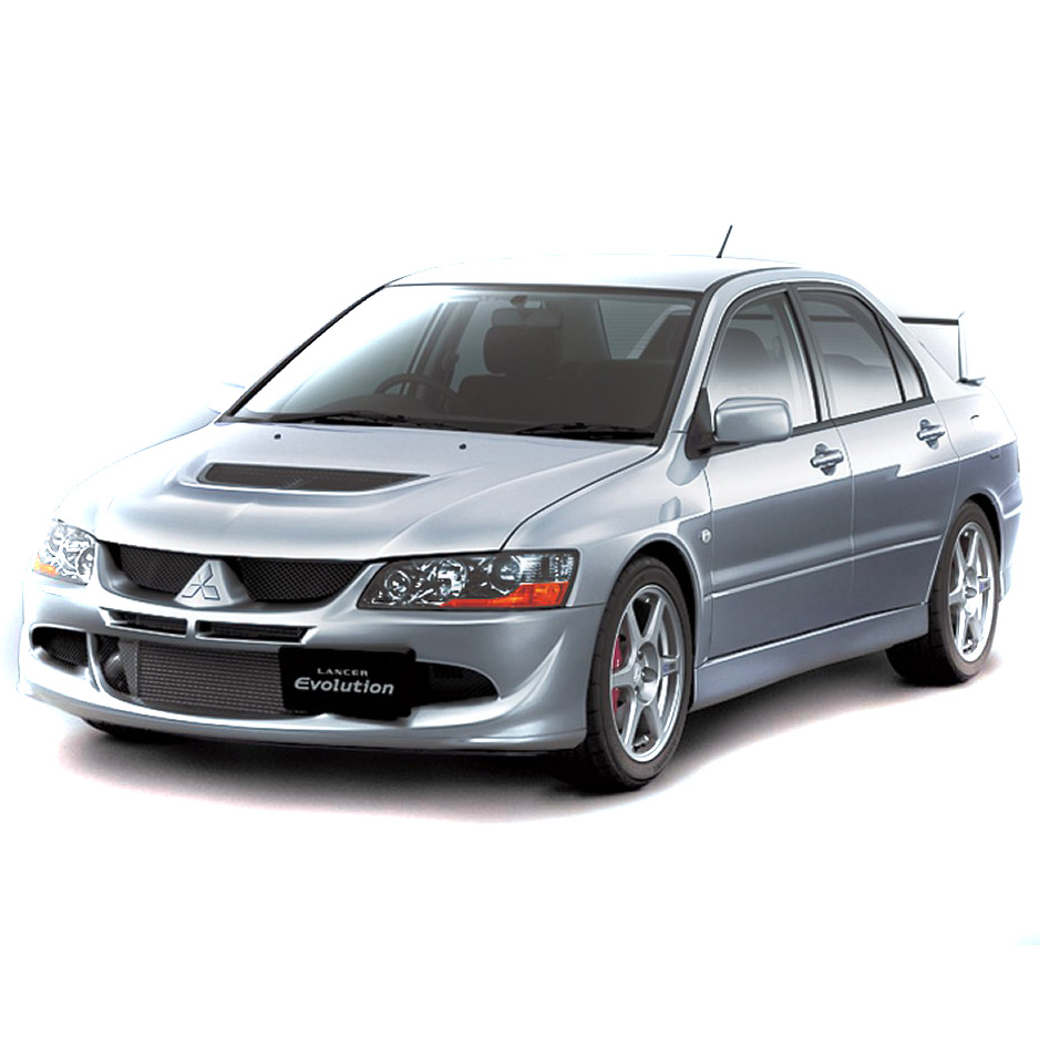Mitsubishi Lancer Evolution Car Mats