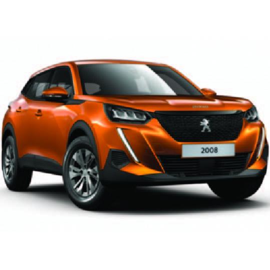 Peugeot 2008 (2019 Onwards)