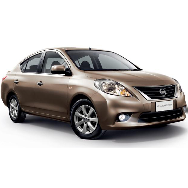 Nissan Almera Car Mats (All Models)