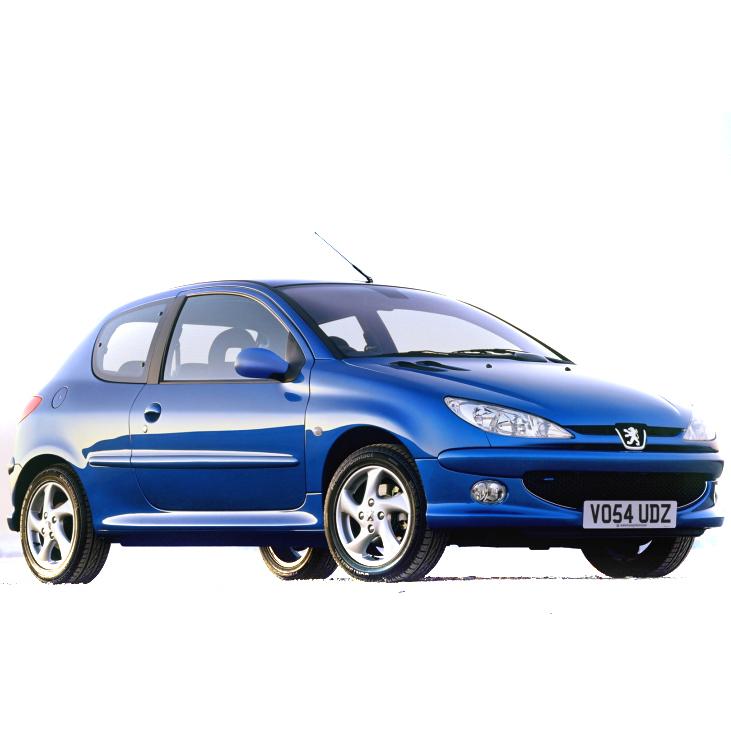 Peugeot 206 Hatchback 1998-2005