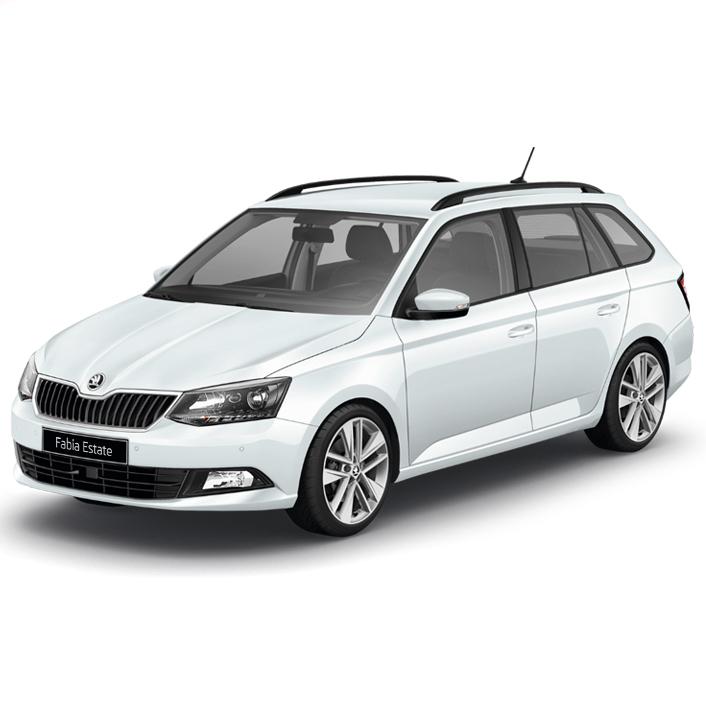Skoda Fabia Car Mats (All Models)