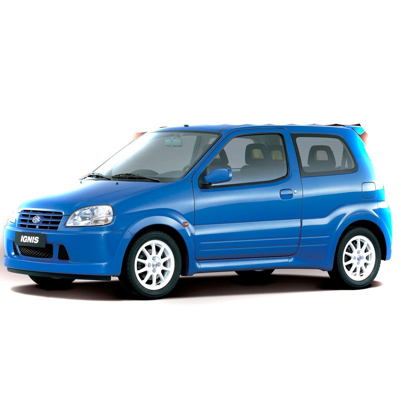 Suzuki Ignis Car Mats
