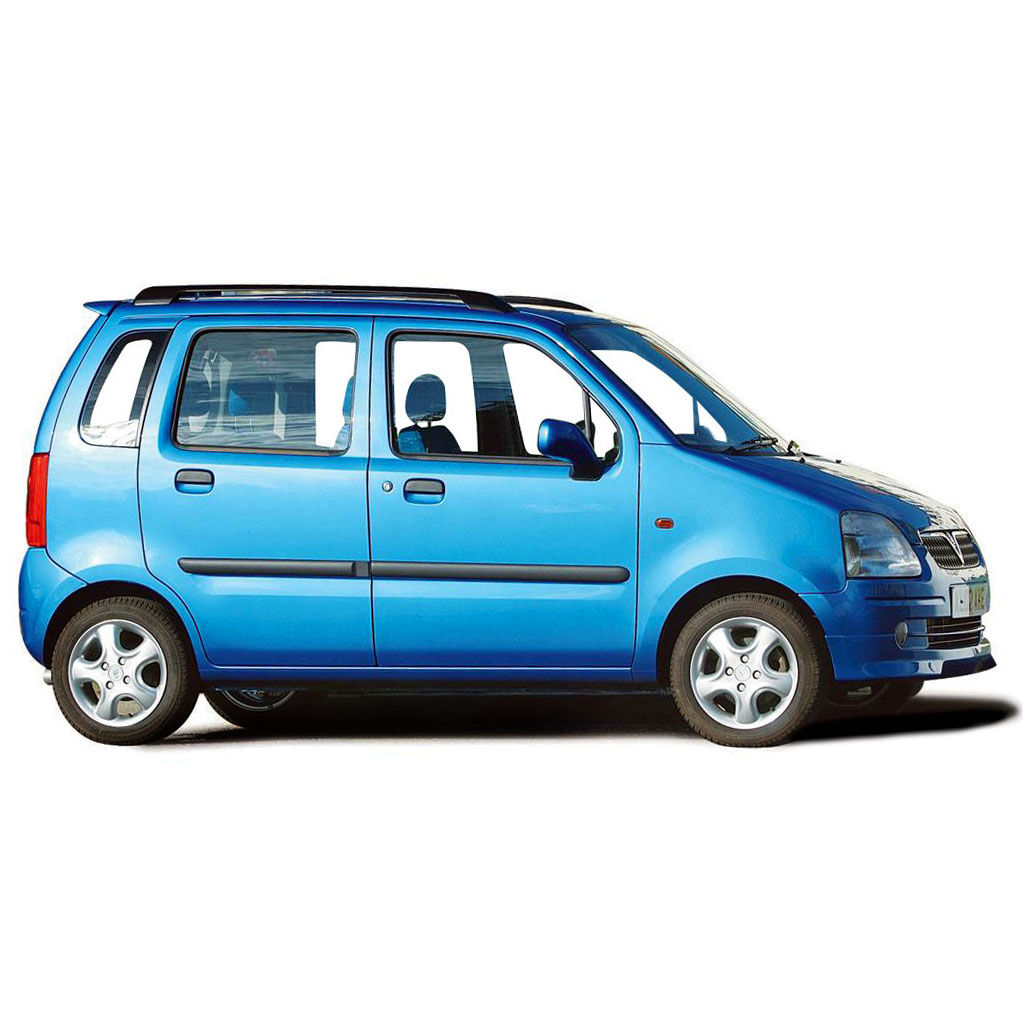 Vauxhall Agila Car Mats