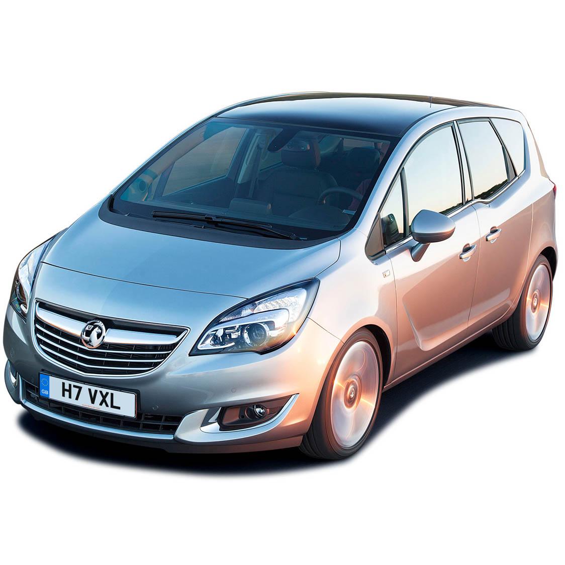 Vauxhall Meriva Car Mats