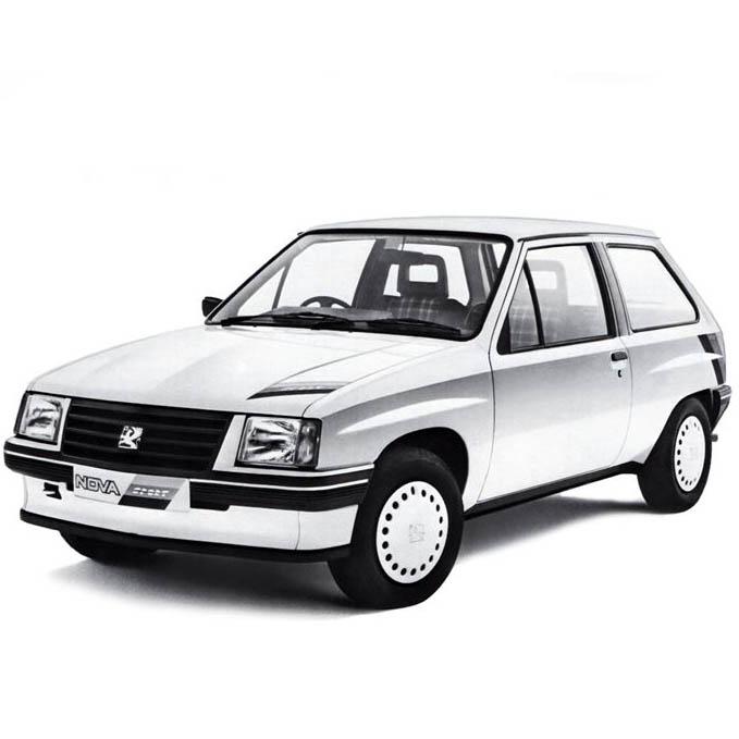 Vauxhall Nova 1983-1993
