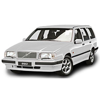 Volvo 850 Boot Liner (1991-1996)