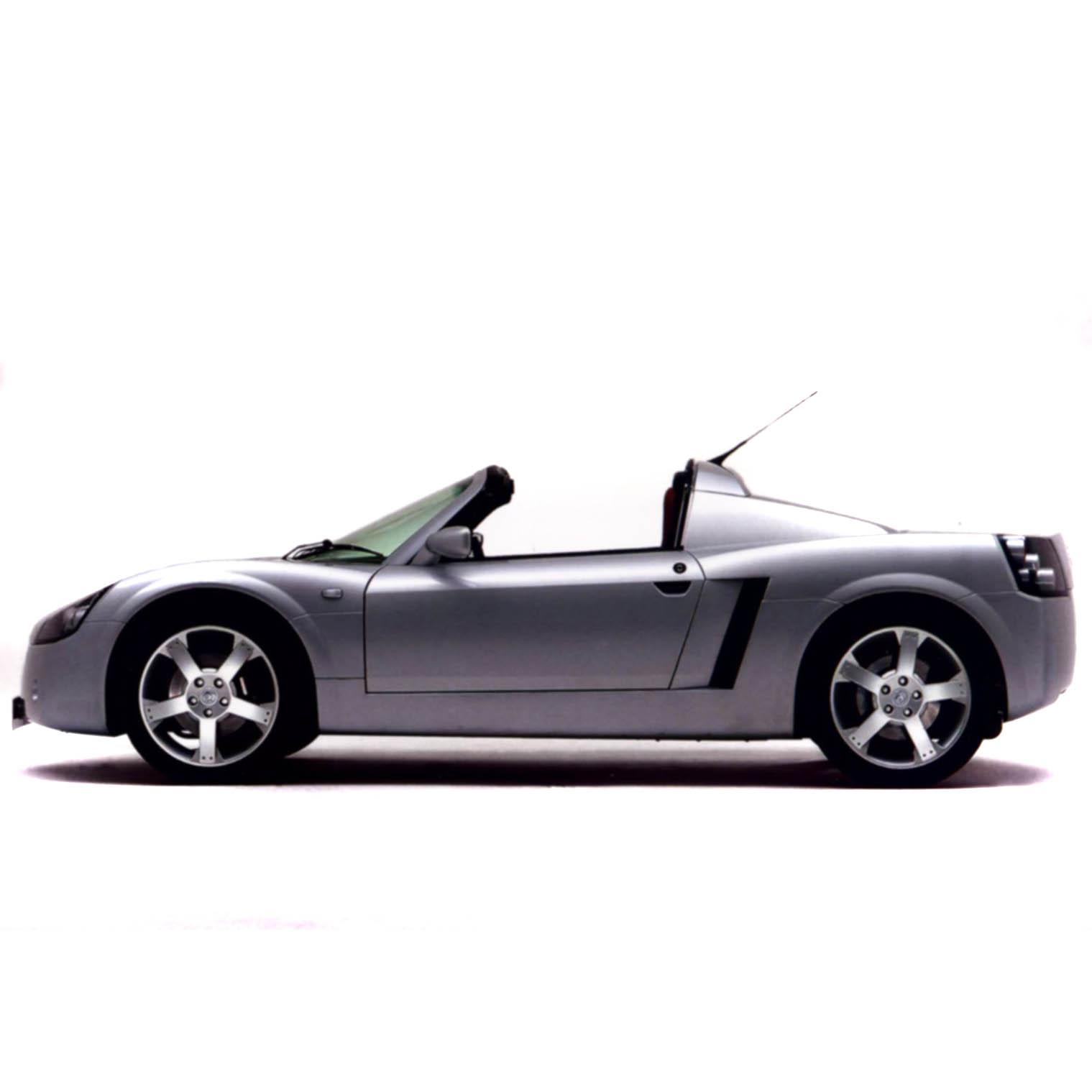 Vauxhall VX220 2000-2005 (non turbo)