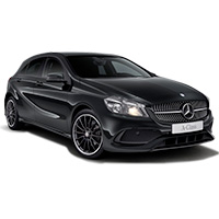 Mercedes A-Class Boot Liners (All Models)
