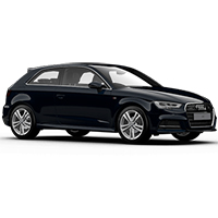 Audi A3 Boot Liners