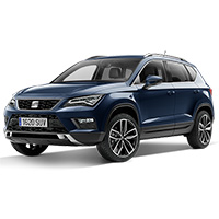 Seat Ateca Boot Liner (2016 Onwards)