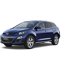 Mazda CX-7 Boot Liners
