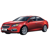 Chevrolet Cruze Boot Liners (All Models) (2009 - 2016)