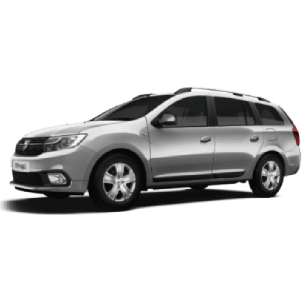 Dacia Logan MCV Boot Liner (2013 Onwards)