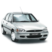 Ford Escort Boot Liner (1990-1999)