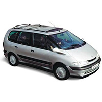 Renault Espace Boot Liners