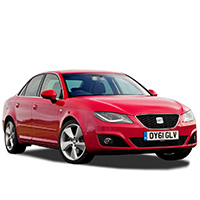 Seat Exeo Boot Liners (2009 - 2013)