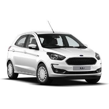 Ford KA+ 2016 Onwards