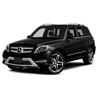 Mercedes GLK Boot Liners