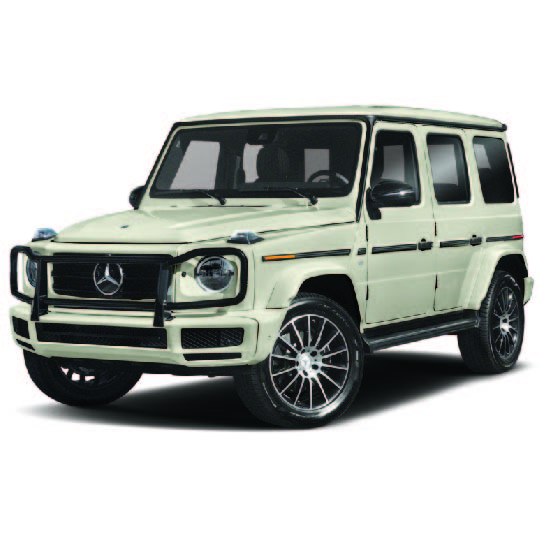 Mercedes G Class W463 G Wagon 2018 Onwards