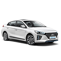 Hyundai Ioniq Boot Liner (2016 Onwards)