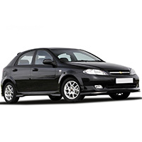 Chevrolet Lacetti Boot Liners (All Models) (2004 Onwards)