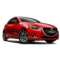 Mazda 2 Boot Liners (All Models)