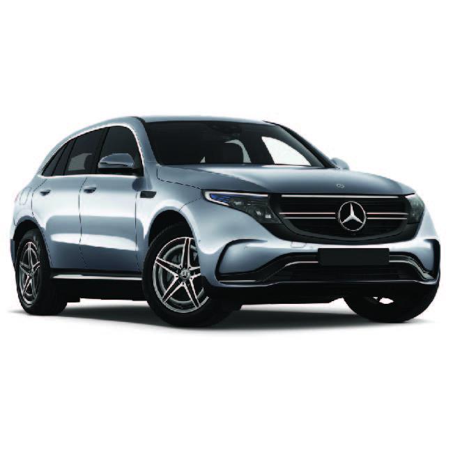 Mercedes EQC 2019 Onwards
